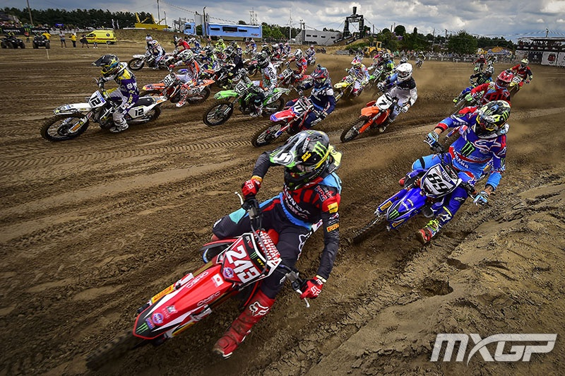 FIM Motocross World Championship I Team 2017