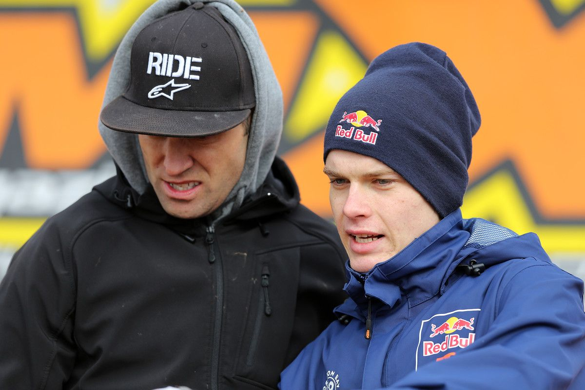 Herlings e Jonass al via MXGP of Qatar A