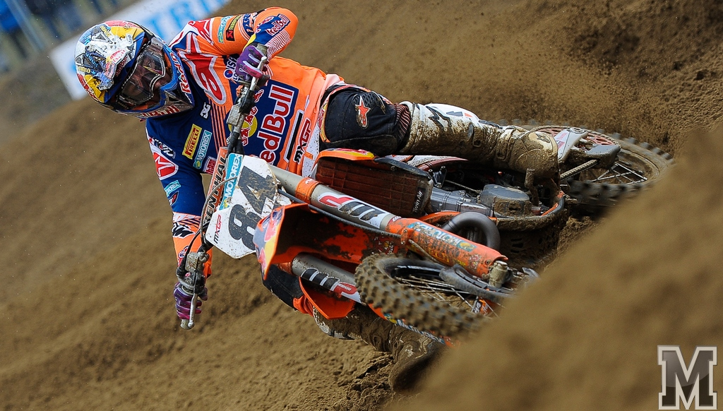 Infortunio alla mano per Herlings