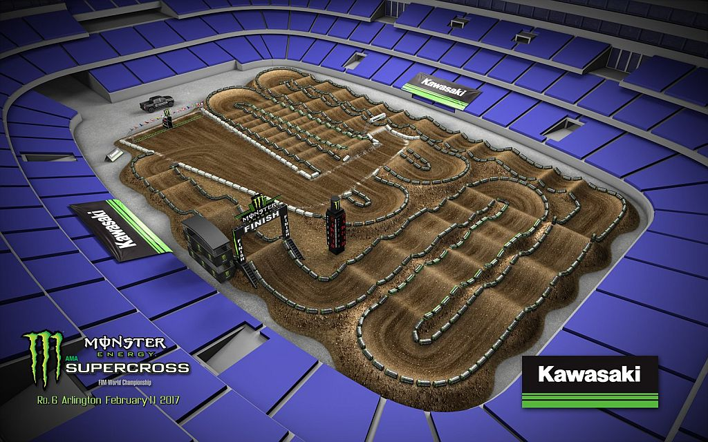sx arlington track map 2017