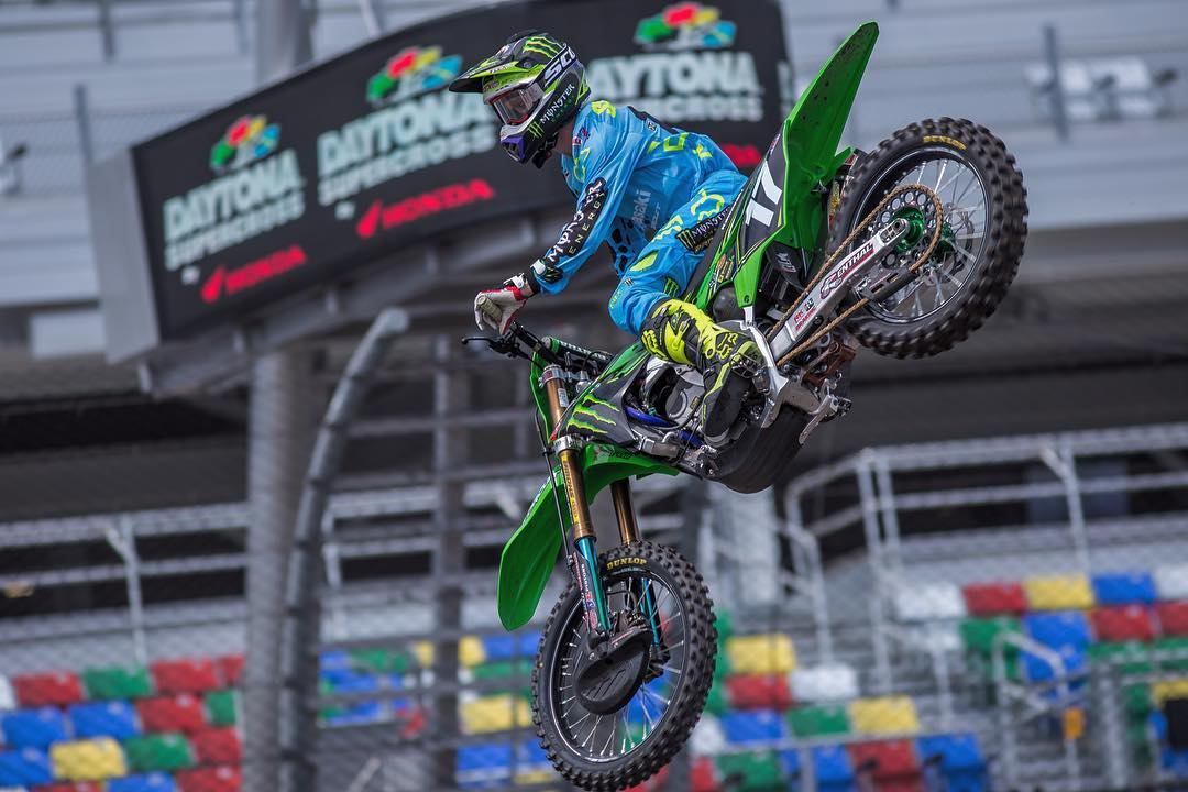 Daytona sx 2017 Savatgy