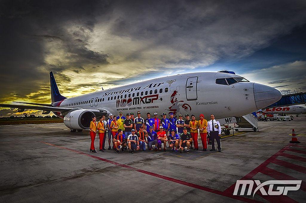 MXGP of Indonesia aereo 2017