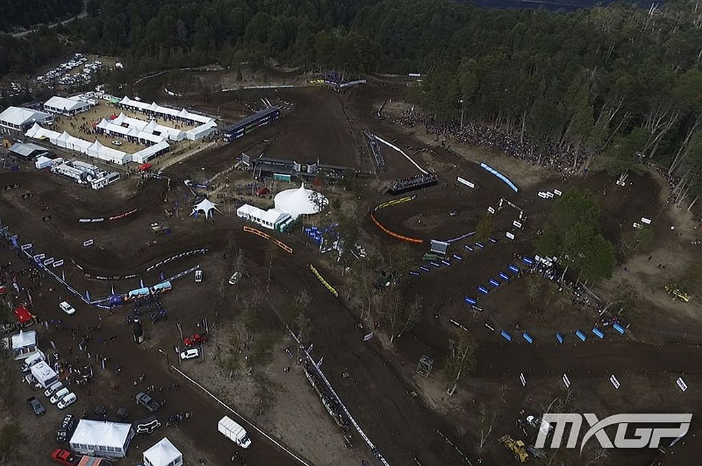 MXGP of Patagonia track 2017