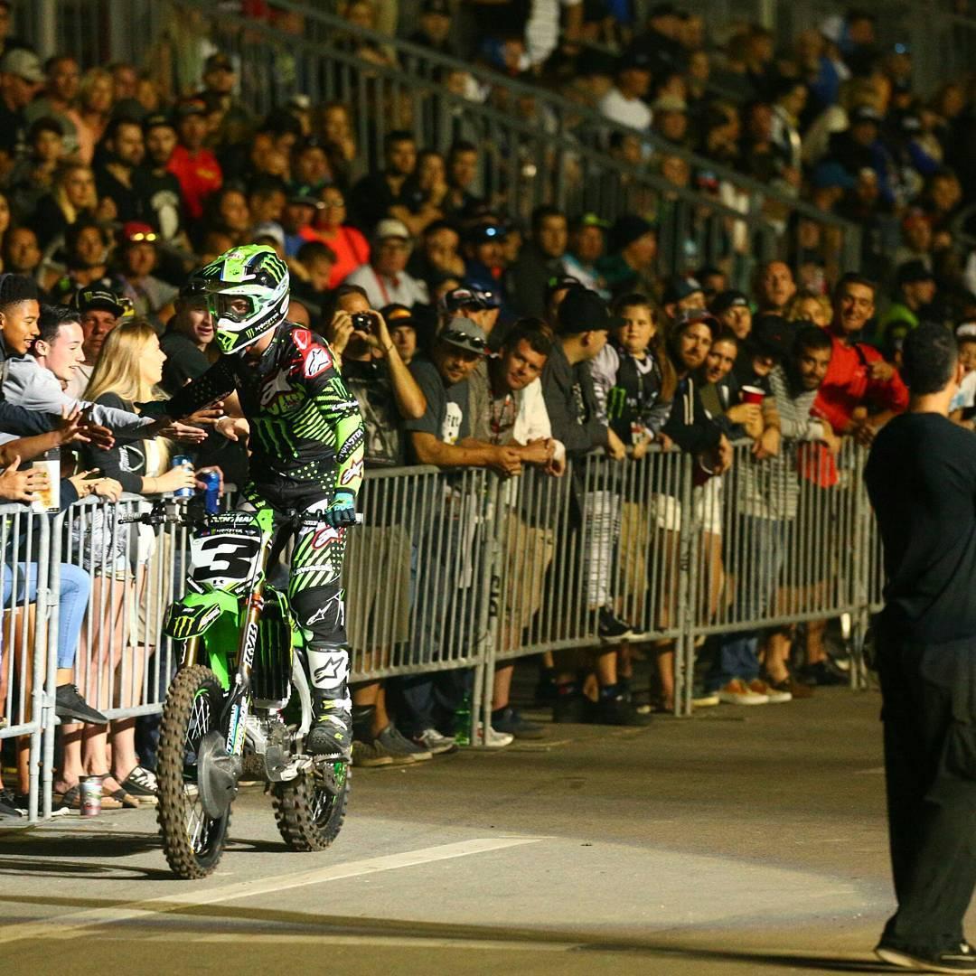 Sx Daytona VIDEO highlights