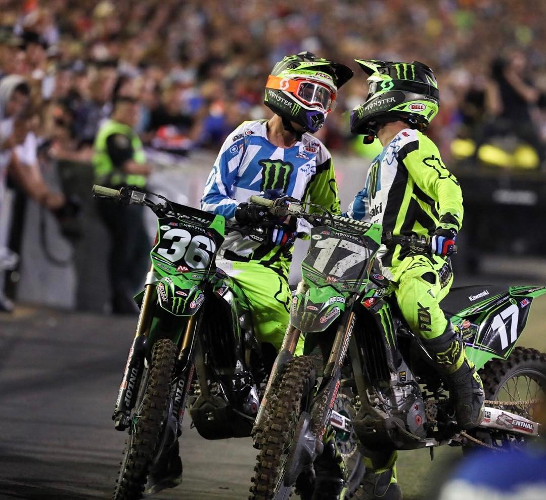 Sx Indianapolis Race links Cianciarulo