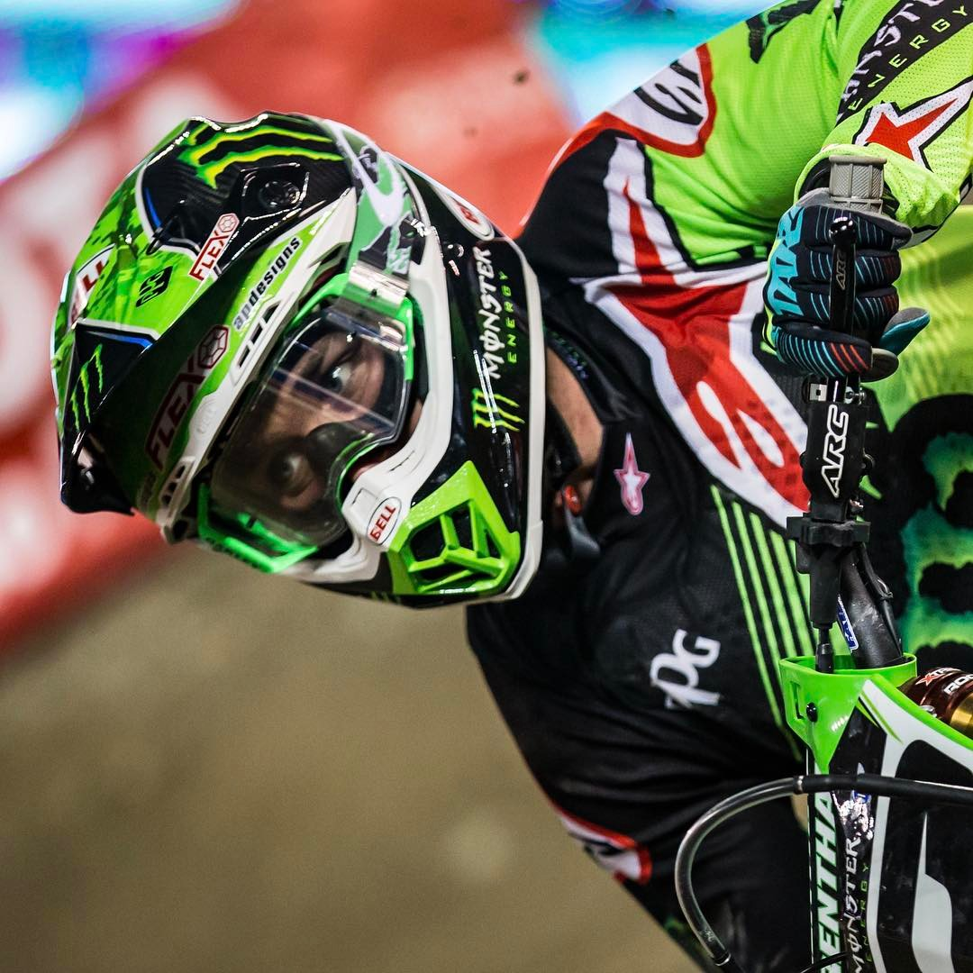 x Indianapolis Race links Tomac