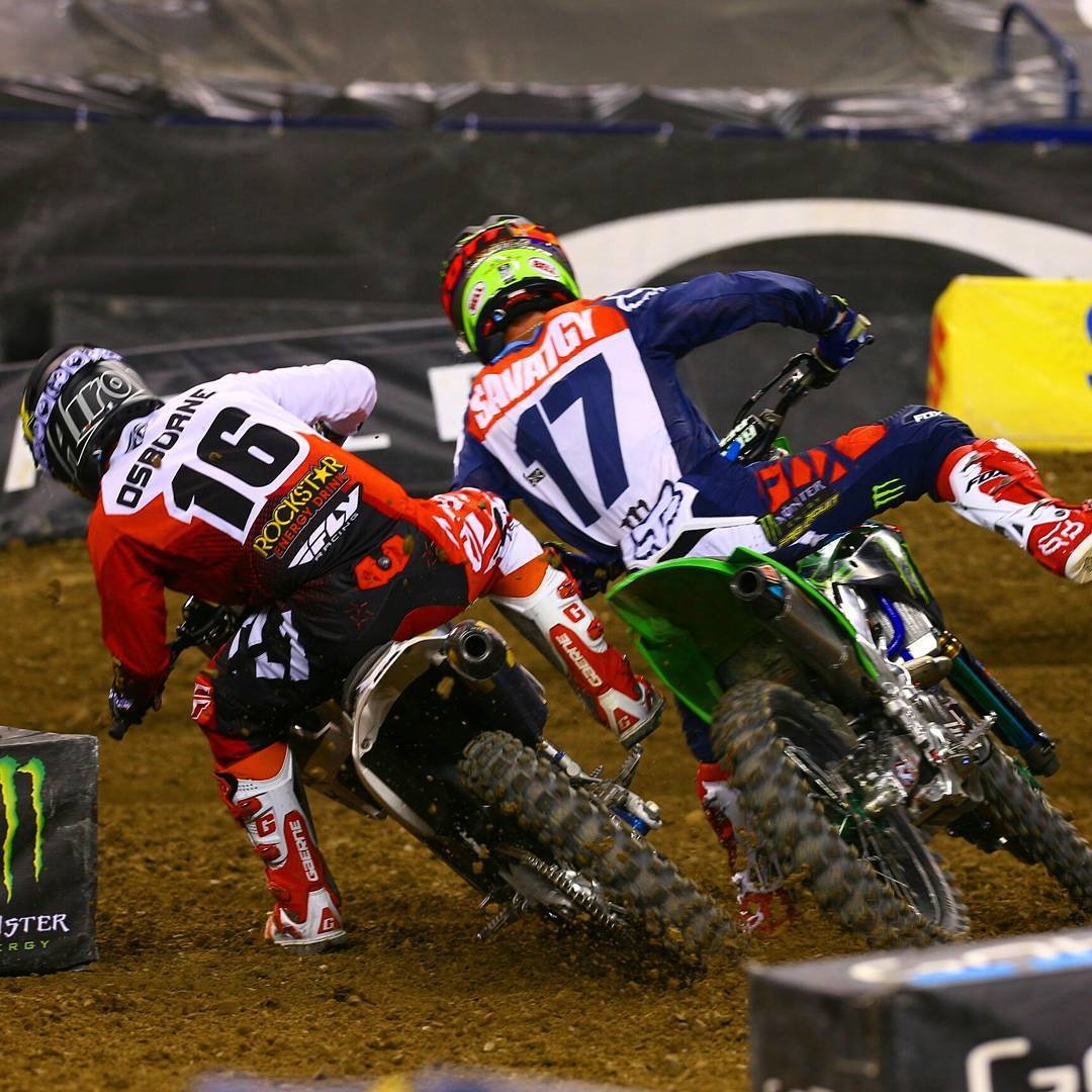Sx Indianapolis VIDEO highlights