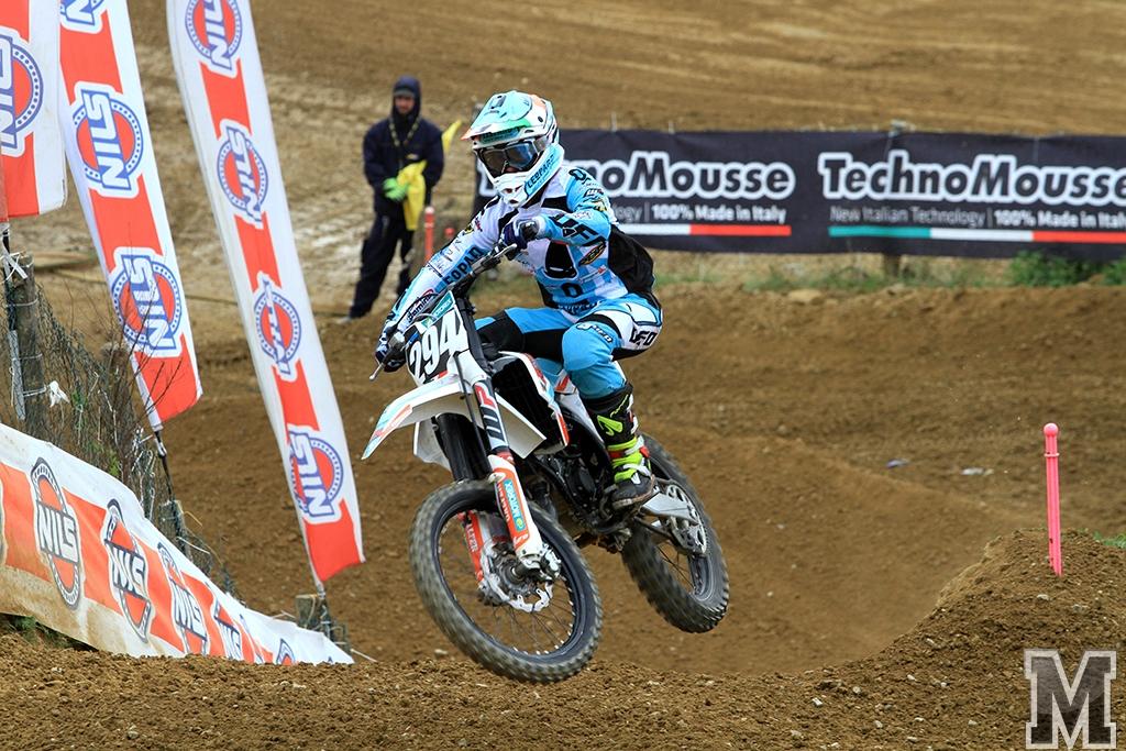 Campionato Italiano MX Junior Montevarchi gara 1 A