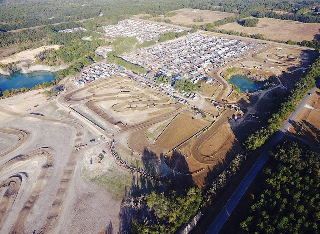 MXGP Usa 2017 al Gatorback Cycle Park