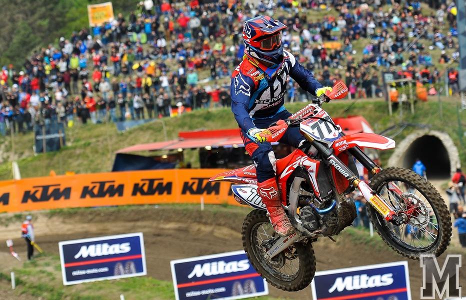 MXGP of Trentino LIVE Bobryshev Time MXGP 2017