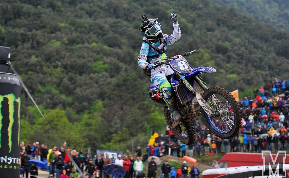 MXGP of Trentino LIVE Fontanesi A Race 1 2017