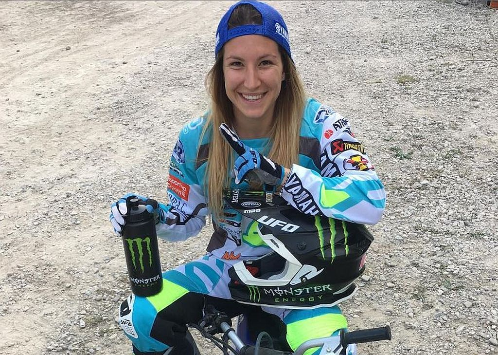 MXGP of Trentino LIVE Fontanesi prove 2017