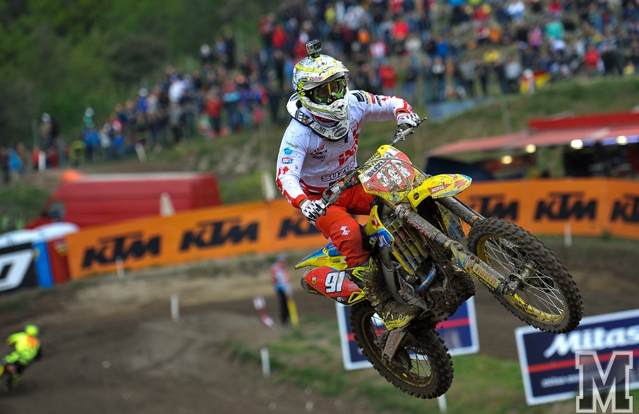 MXGP of Trentino LIVE Seewer free time 2017