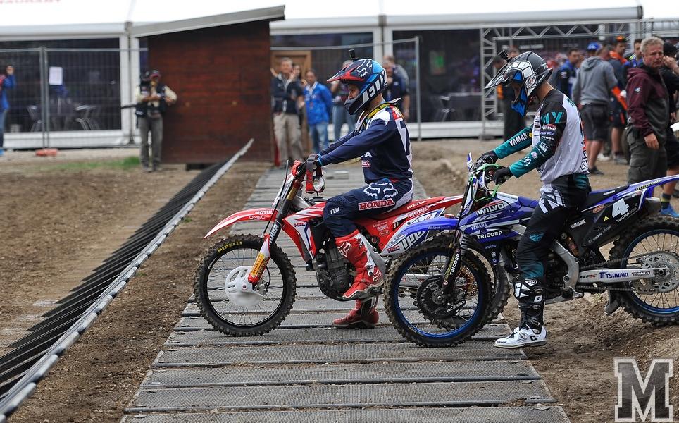 MXGP of Trentino La pagella Canederla Bobryshev