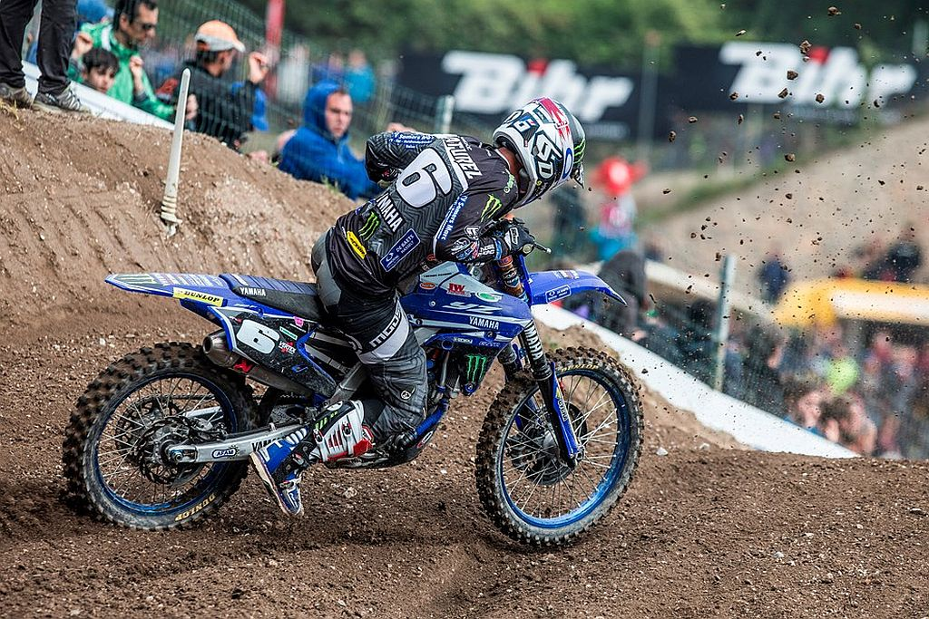 MXGP of Trentino La pagella Canederla Paturel