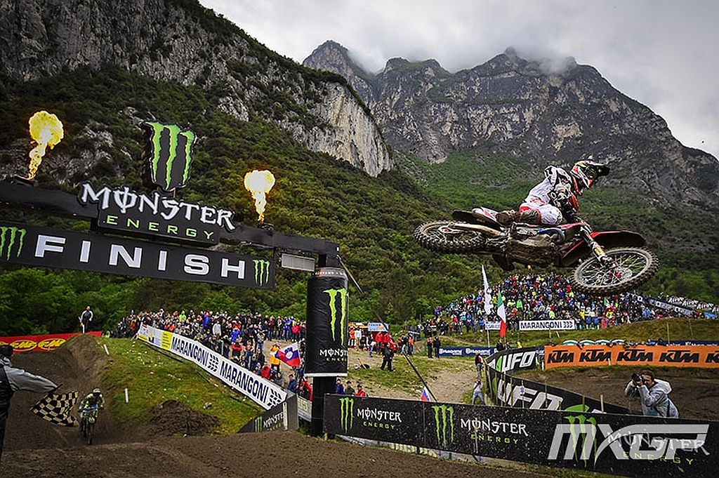 MXGP of Trentino TV schedule & Race Links track