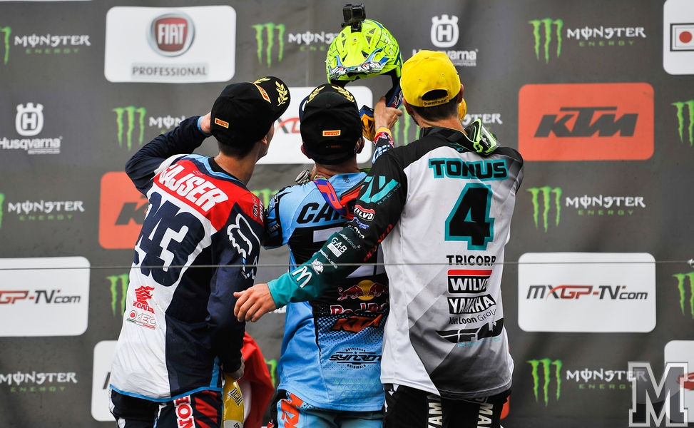 MXGP of Trentino VIDEO Highlights