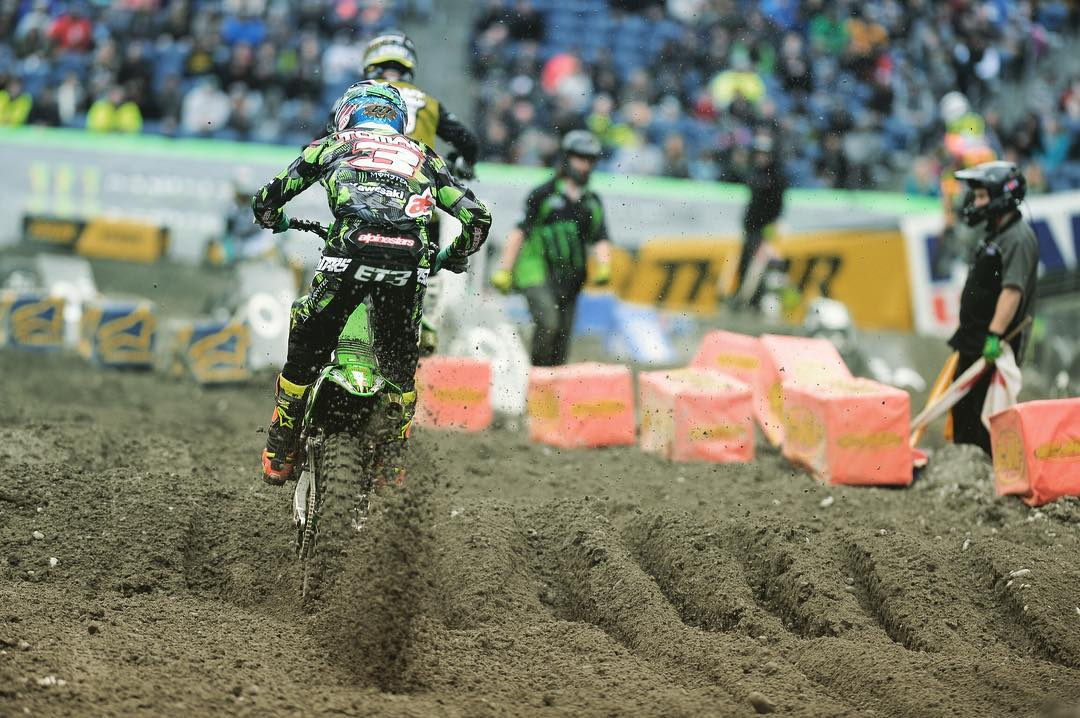 Sx Seattle Tomac 2017