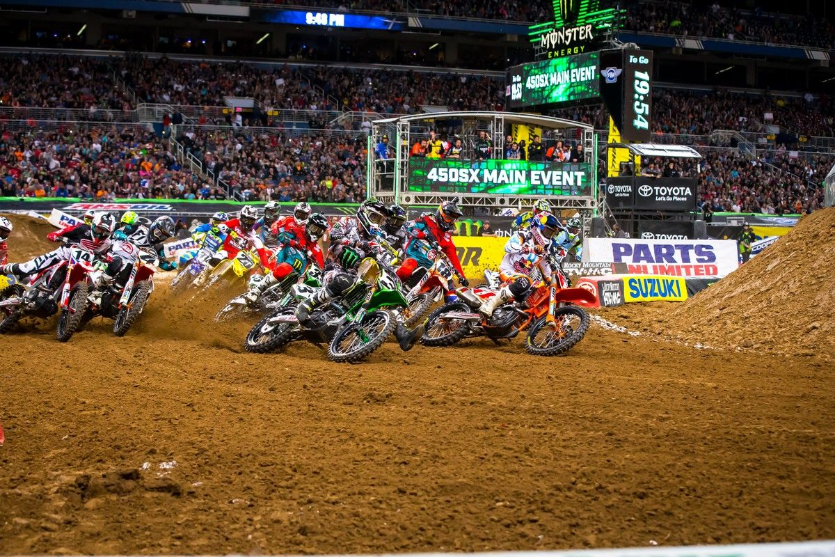 Sx St.Louis start 450 2017