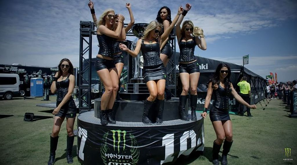 Dirt Shark VIDEO Las Vegas Supercross