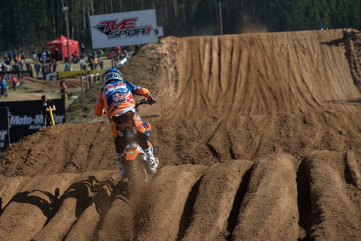 MXGP of Latvia La pagella Mid-sand Herlings
