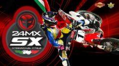 24MX sponsor degli Internazionali d'Italia SX