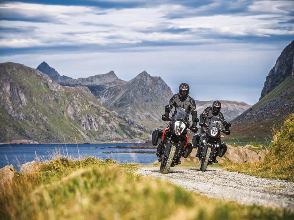 KTM Adventure Rallye 2017