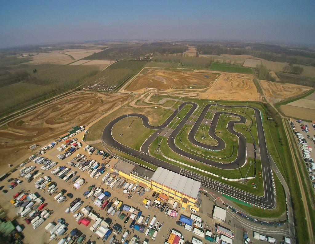 Tutto pronto a Ottobiano per l'Italiano Motocross   Motocross.it