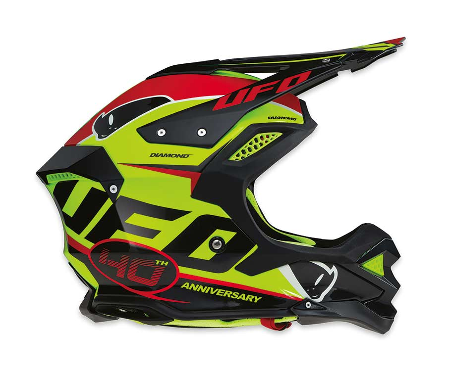 Casco Diamond by UFO PLAST