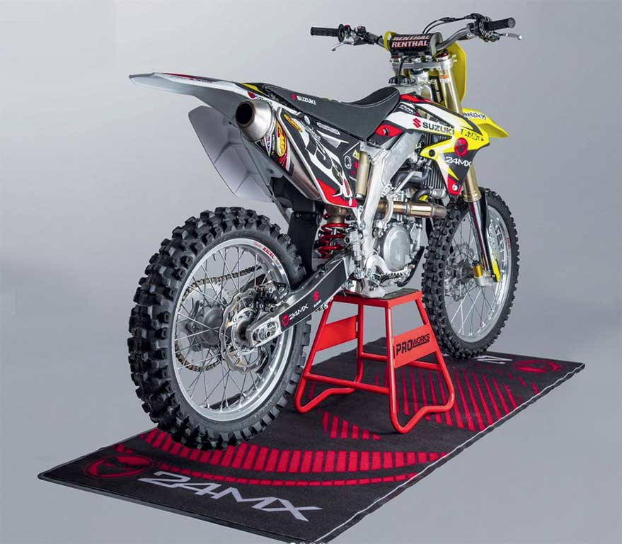 Tappeto paddock 24MX