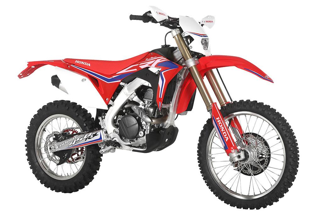 Honda Crf Enduro 2018 Motocross It
