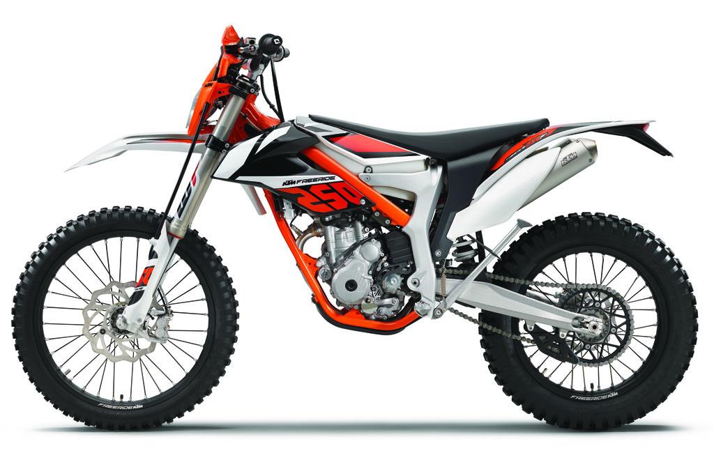 Nuova KTM Freeride 250 F