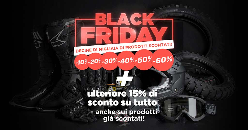BLACK FRIDAY CON 24MX!