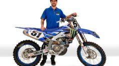 Justin Barcia ha firmato con il Team Factory Yamaha