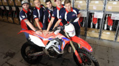 Honda RedMoto World Enduro Team 2018