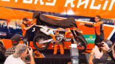KTM presenta i Team Sx 2018