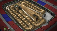 Supercross St.Louis VIDEO Trackmap