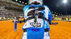 Cooper Webb OUT Infortunio alla spalla