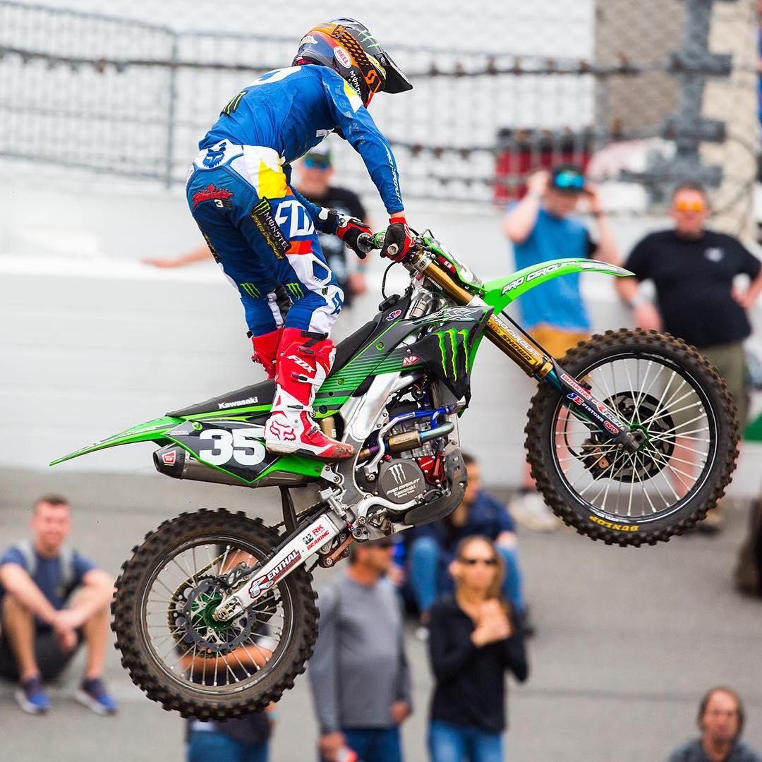 Supercross Daytona Forkner 2018