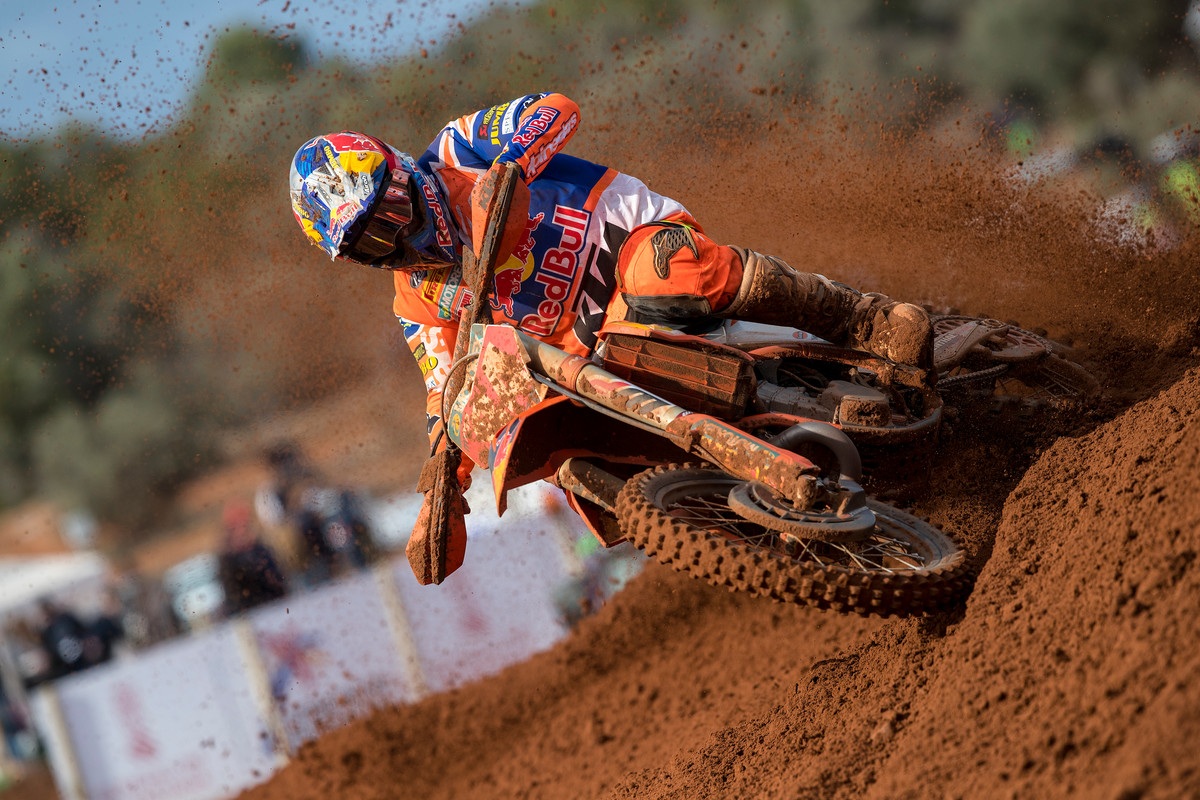 MXGP of Portugal qualifying race Herlings 2018