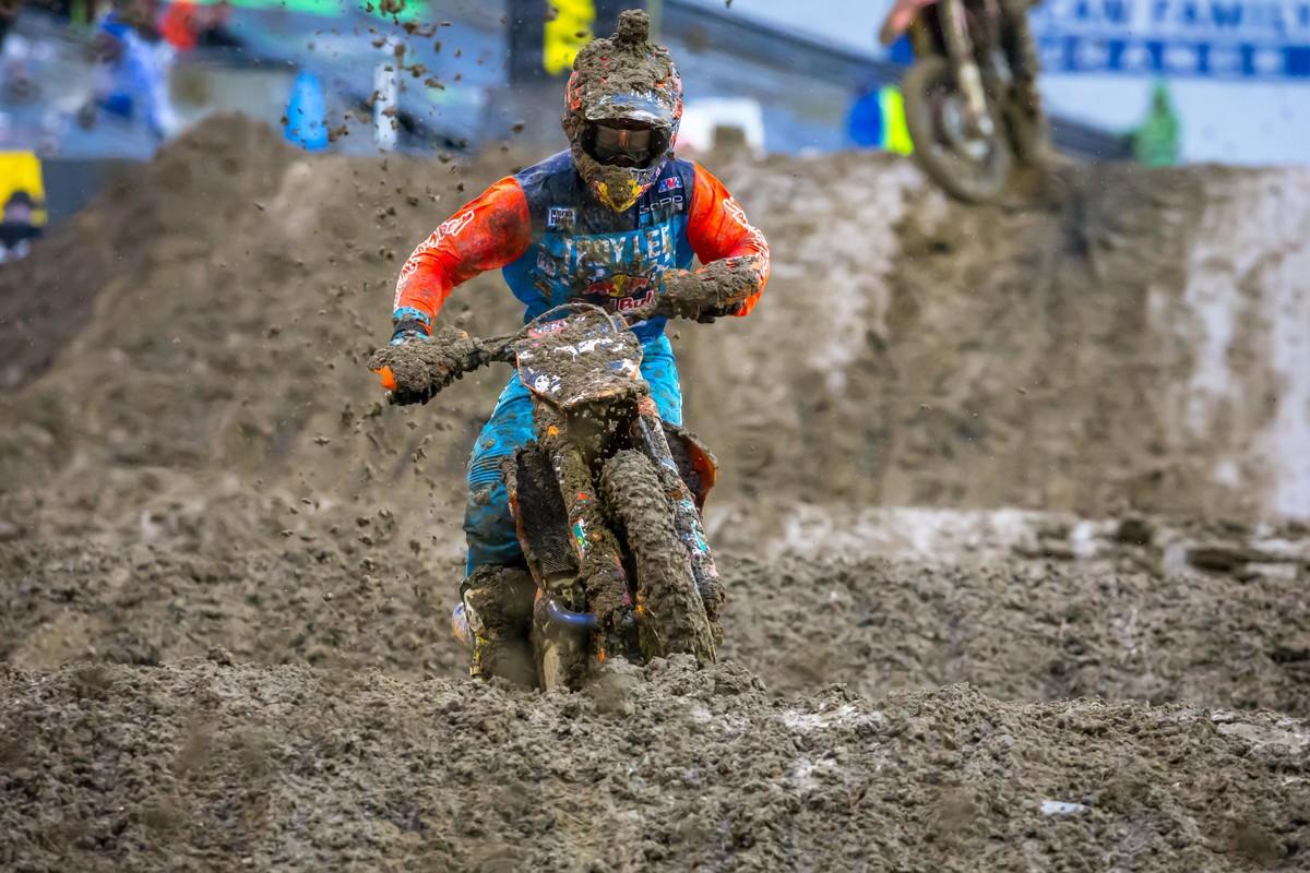 Supercross Seattle VIDEO Go Pro 2018