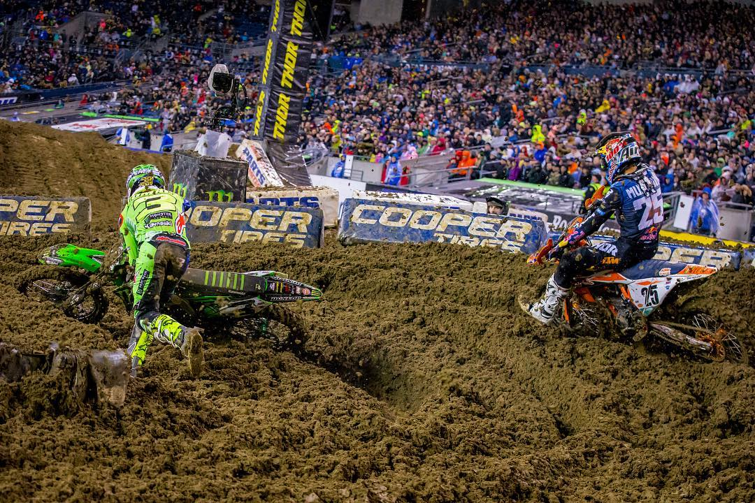 Sx Minneapolis Race links LIVE 2018