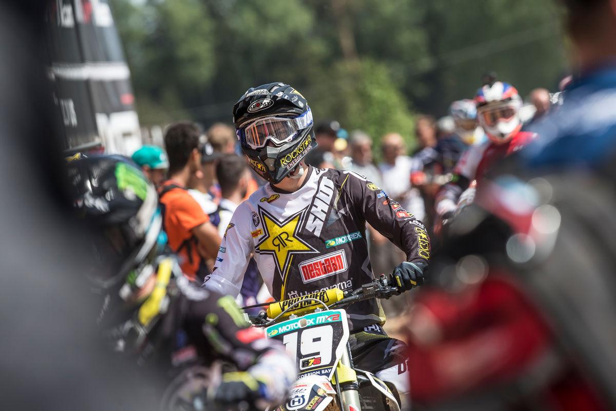 MXGP of Latvia Olsen 2018