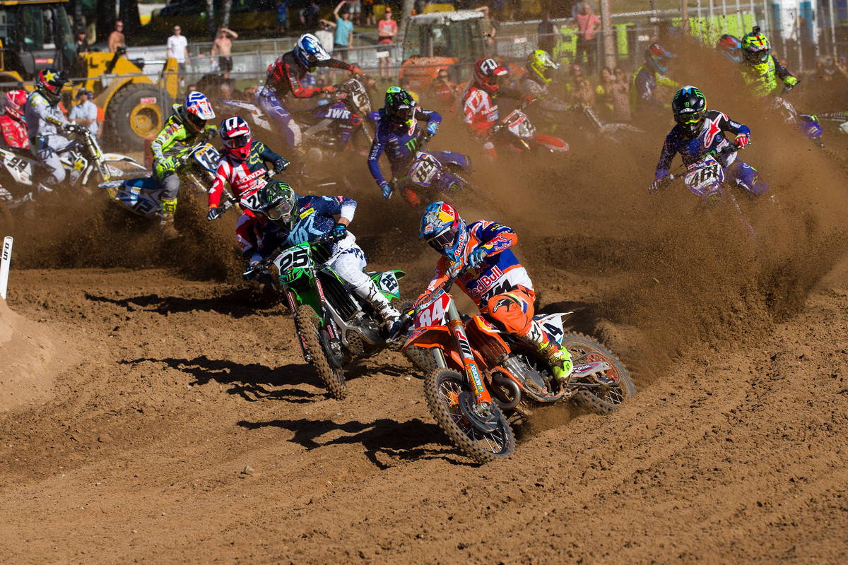 MXGP of Latvia VIDEO Highlights qualifiche A 2018