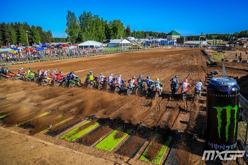 MXGP of Latvia emx 250 2018