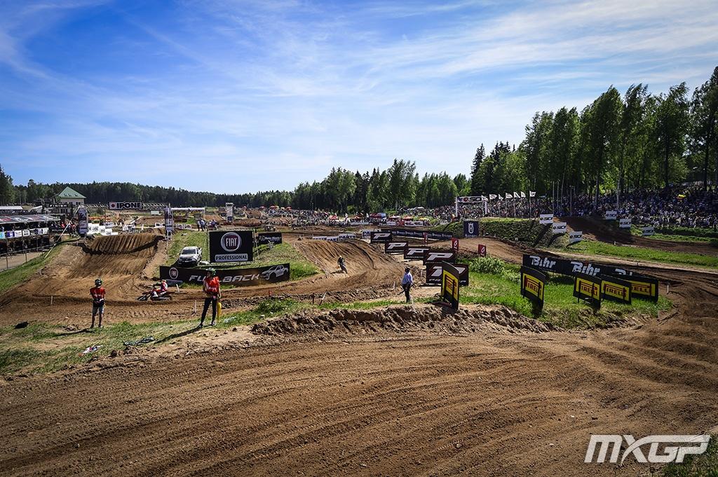 MXGP of Latvia track 2018