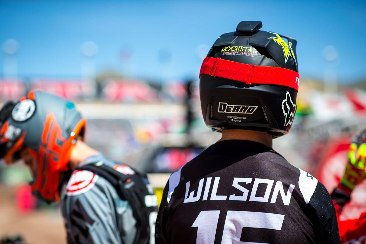 Stagione finita per Dean Wilson 2018