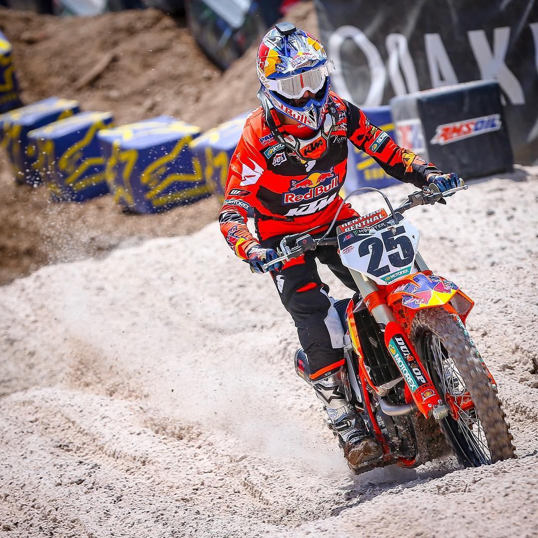 Supercross Las Vegas Tutto confermato Musquin 2018