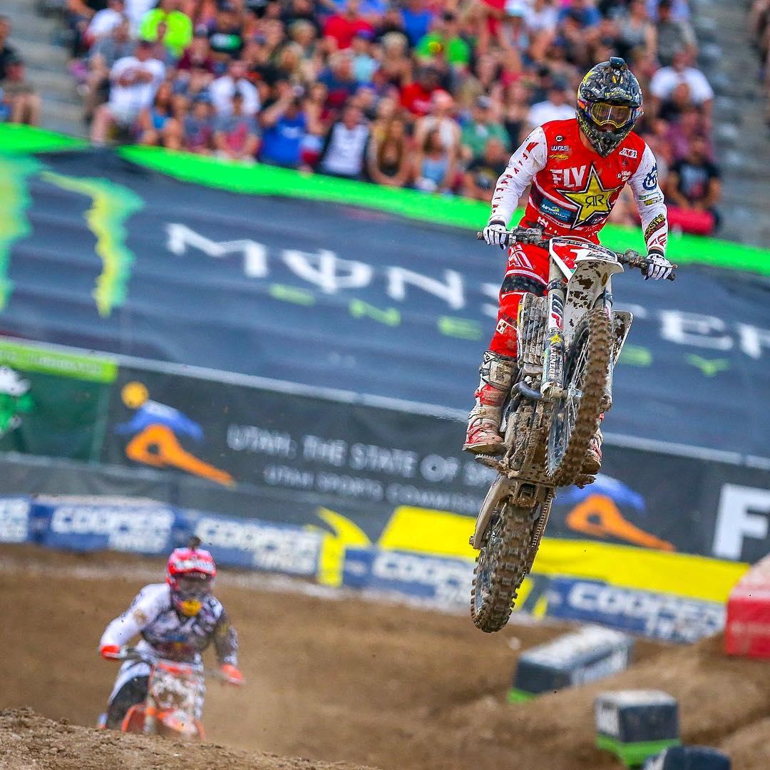 Supercross Las Vegas Tutto confermato Osborne 2018