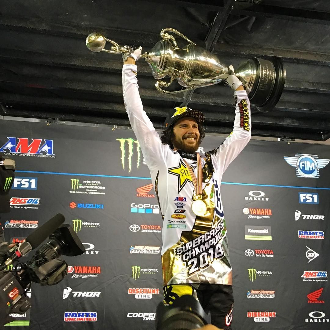 Supercross Las Vegas VIDEO Main Event